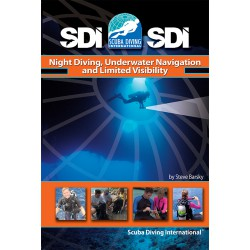 SDI Night Diving, Underwater Navigation and Limited Visibility Diving .