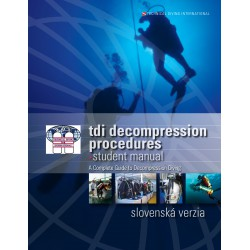 TDI Decompression Procedures (Manuál dekompresného potápania)