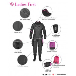 Ladies First Drysuit